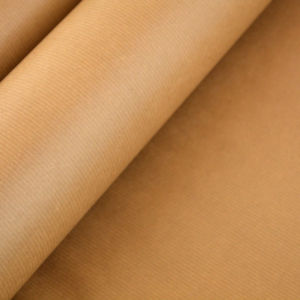 Wrapping Paper Kraft 45gr + PE 70cm - 70cm x 50mts (Water-resistant)