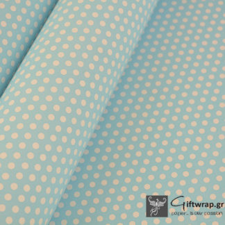 paper-wrap-blue-polka-dot