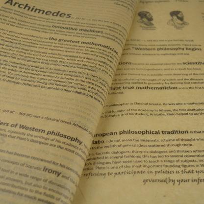 προεκτυπωμένο χαρτί-αφής-κράφτ-έλληνες-φιλόσοφοι