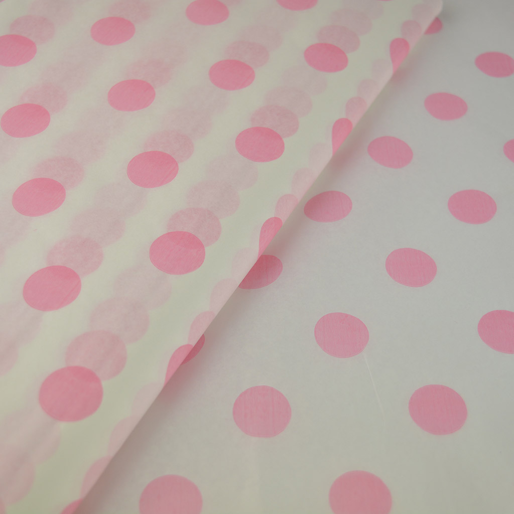 tissue-paper-pink-large-dots