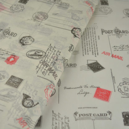 tissue-paper-post-office-theme