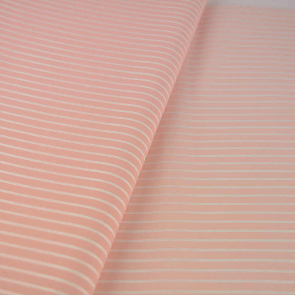 tissue-paper-salmon-white-stripes