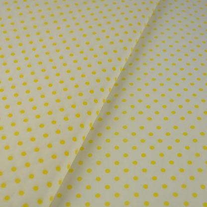 tissue-paper-yellow-polka-dot