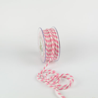 Cord 5mm cotton two colors