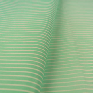 tissue paper mint white stripes