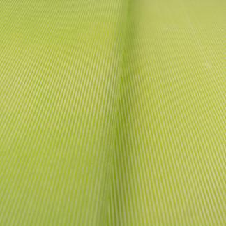 Πράσινο Χαρτί αφής με λευκές ρίγες
