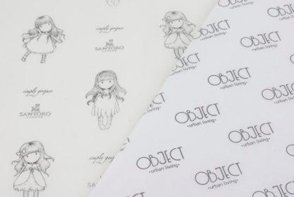 Χαρτί αφής με λογότυπο