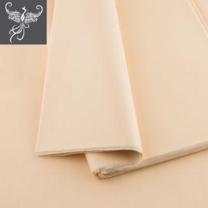Plain tissue paper cream