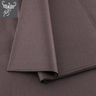 Plain tissue paper taupe